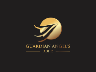 Guardian Angels Adult Day Health Care Center logo design concepts #9