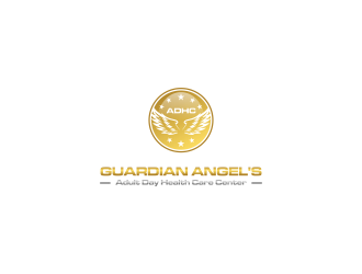 Guardian Angels Adult Day Health Care Center logo design concepts #11