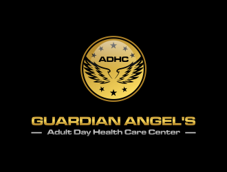 Guardian Angels Adult Day Health Care Center logo design