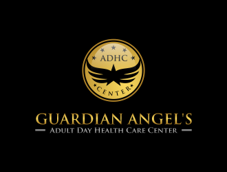 Guardian Angels Adult Day Health Care Center logo design concepts #13