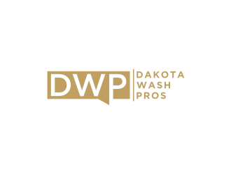 Dakota Wash Pros logo design concepts #3