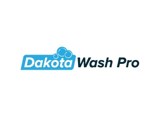Dakota Wash Pros logo design concepts #4