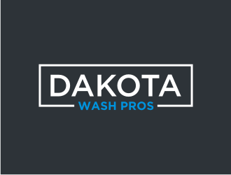 Dakota Wash Pros logo design concepts #5