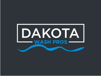 Dakota Wash Pros logo design concepts #9