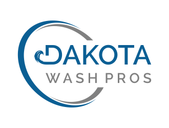 Dakota Wash Pros logo design concepts #10