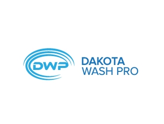 Dakota Wash Pros logo design concepts #11