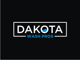 Dakota Wash Pros logo design concepts #12