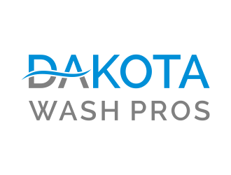 Dakota Wash Pros logo design concepts #14