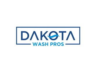 Dakota Wash Pros logo design concepts #15