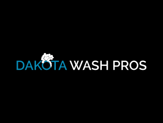 Dakota Wash Pros logo design concepts #17