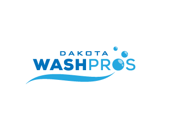 Dakota Wash Pros logo design concepts #19