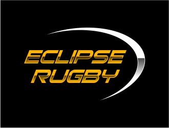 Eclipse Rugby logo design concepts #1