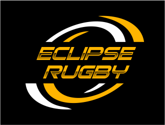 Eclipse Rugby logo design concepts #3
