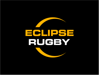 Eclipse Rugby logo design concepts #15