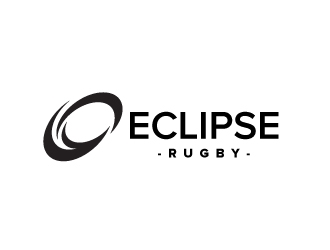 Eclipse Rugby logo design concepts #16