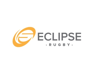 Eclipse Rugby logo design concepts #17
