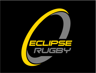 Eclipse Rugby logo design concepts #5
