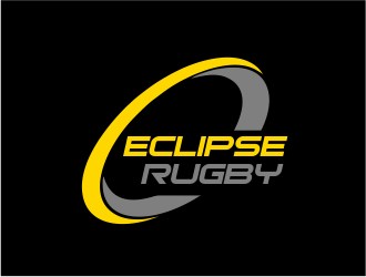 Eclipse Rugby logo design concepts #6