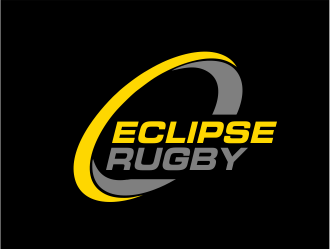Eclipse Rugby logo design concepts #7