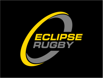 Eclipse Rugby logo design concepts #9