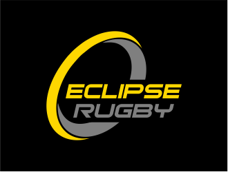 Eclipse Rugby logo design concepts #11