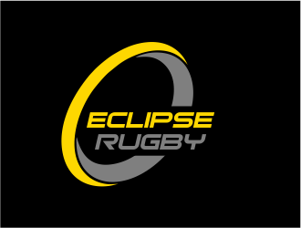Eclipse Rugby logo design concepts #12