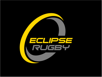 Eclipse Rugby logo design concepts #13