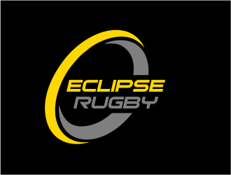 Eclipse Rugby logo design concepts #14