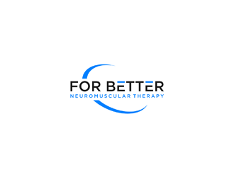 For Better Neuromuscular Therapy logo design concepts #7