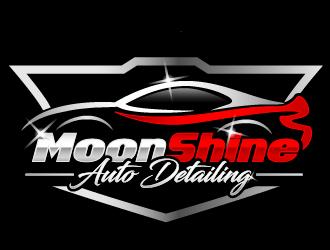 Moonshine Auto Detailing Logo Design Freelancelogodesign Com