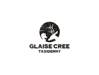 Glaise Creek Taxidermy logo design concepts #1