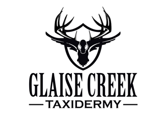 Glaise Creek Taxidermy logo design concepts #13