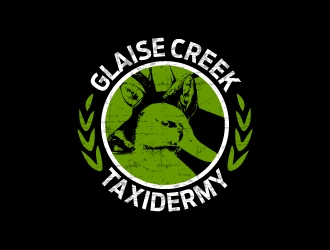 Glaise Creek Taxidermy logo design concepts #16