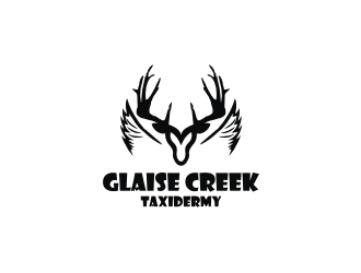Glaise Creek Taxidermy logo design concepts #19