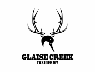 Glaise Creek Taxidermy logo design concepts #20