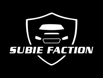 Subie Faction logo design concepts #2