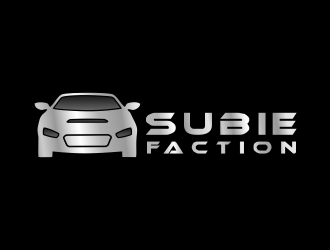 Subie Faction logo design concepts #3