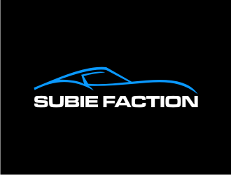 Subie Faction logo design concepts #5