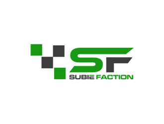 Subie Faction logo design concepts #7