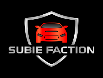 Subie Faction logo design concepts #8