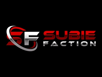 Subie Faction logo design concepts #9