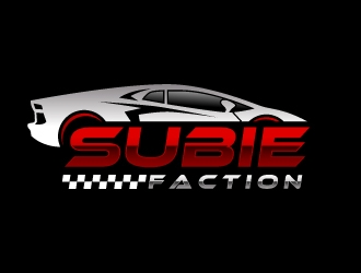 Subie Faction logo design concepts #10