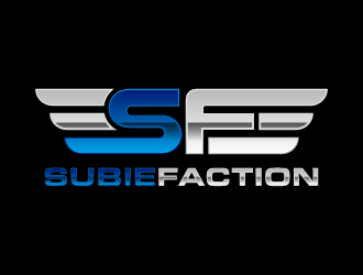 Subie Faction logo design concepts #11