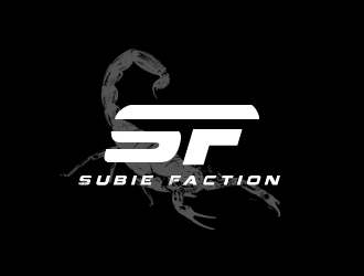 Subie Faction logo design concepts #12