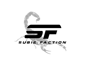 Subie Faction logo design concepts #13