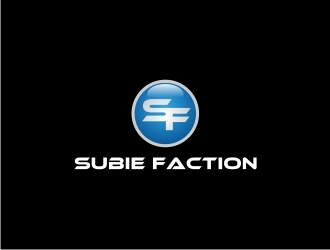 Subie Faction logo design concepts #14