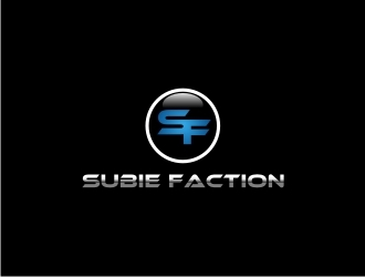 Subie Faction logo design concepts #15