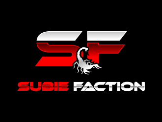 Subie Faction logo design concepts #16