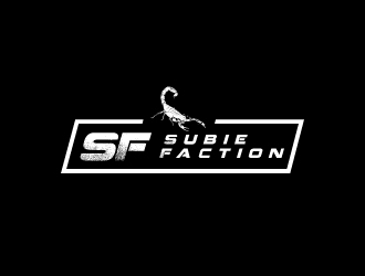 Subie Faction logo design concepts #17