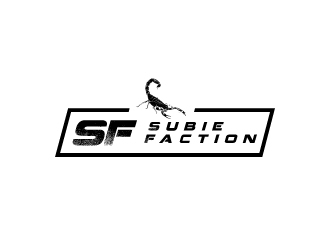 Subie Faction logo design concepts #18